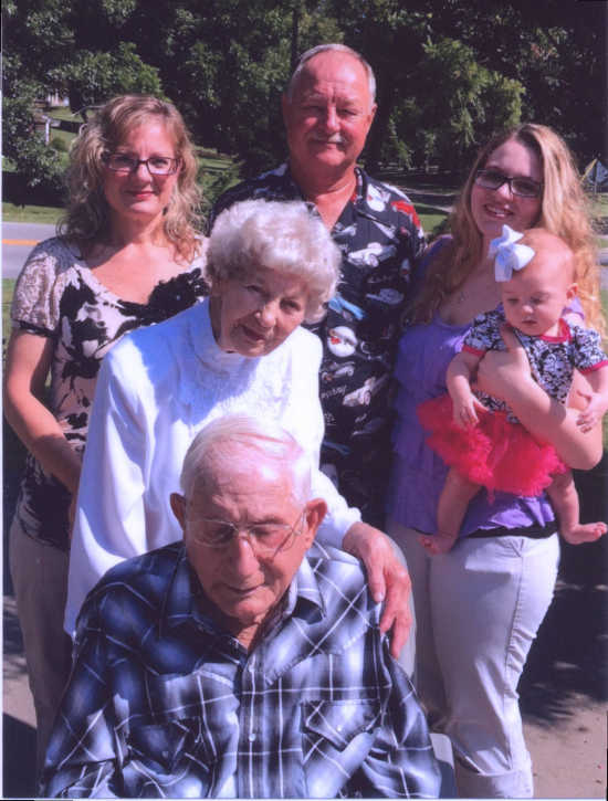 Submitted Photo 5 Generations 91015 Southeast Missourian