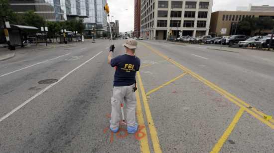 National News: Dallas gunman learned tactics at Texas self