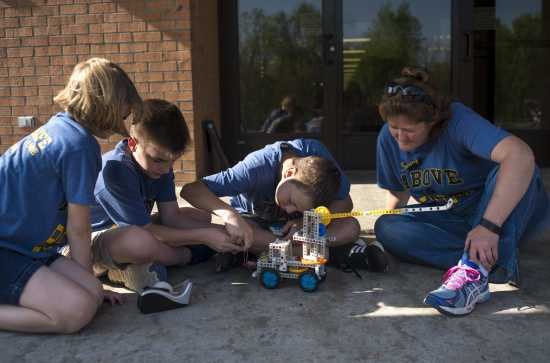 Community: Nell Holcomb students earn spot at national Beta