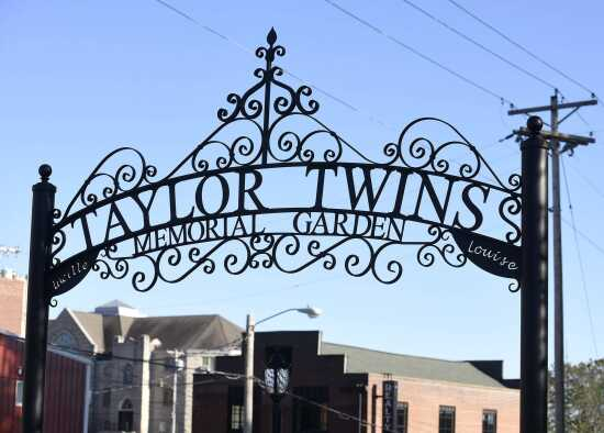 Local News: Taylor Twins Garden in Jackson will be dedicated