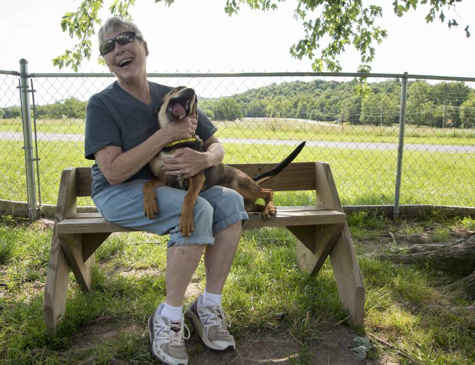A sheltering soul: Charlotte Craig remains committed to mission of finding  homes for animals in need
