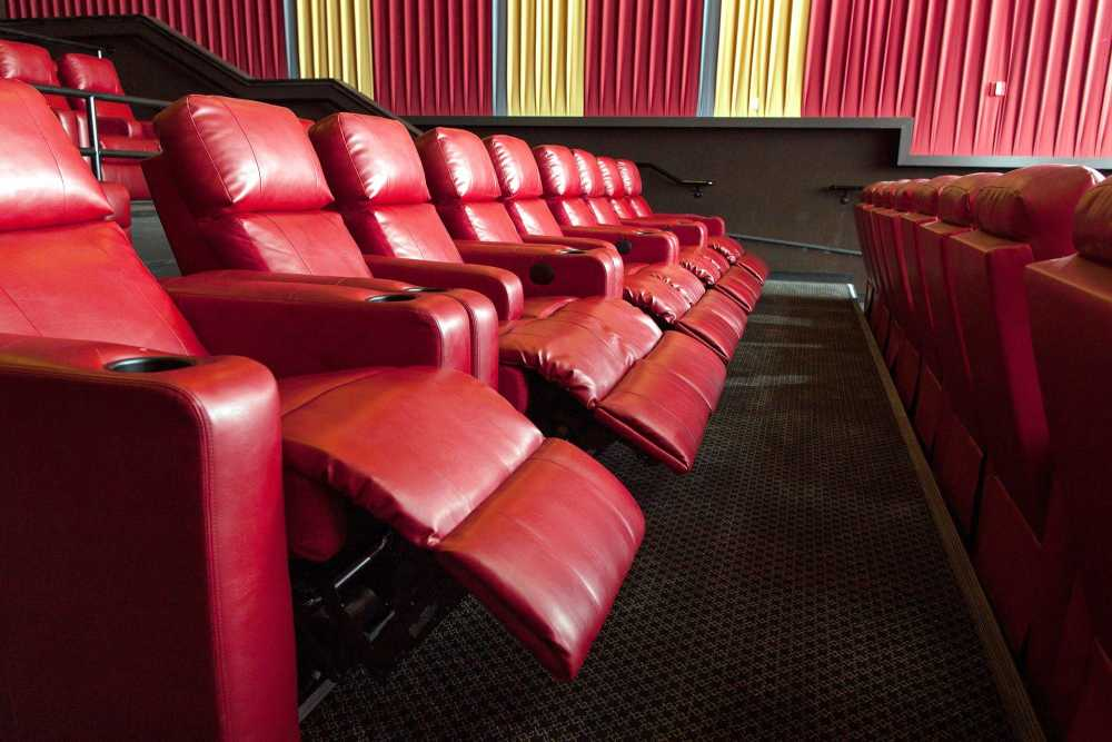 Cape Movie Theater To Feature Recliners New Food And Drink Options