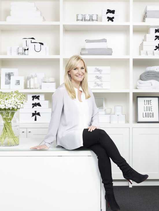 Community: The White Company's monochrome aesthetic comes to