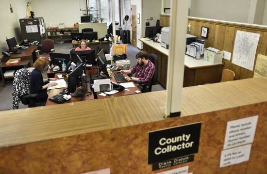 Local News: County passes on annex maintenance, will move