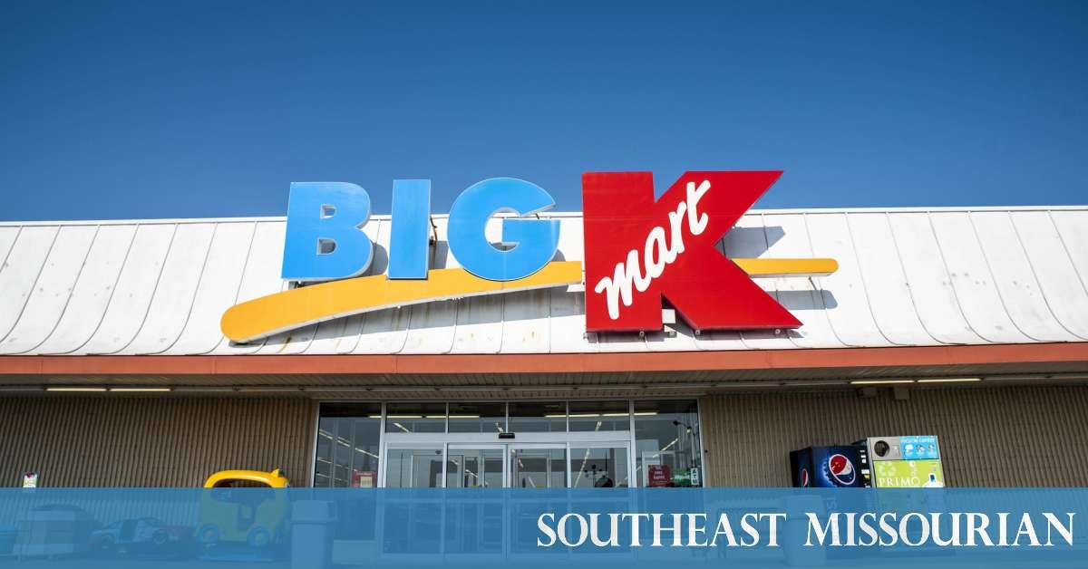 Local News: Kmart in Cape Girardeau to close in November (8
