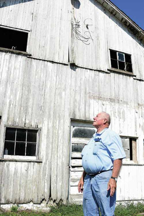 Community: Pettis barn weathered two tornadoes, being