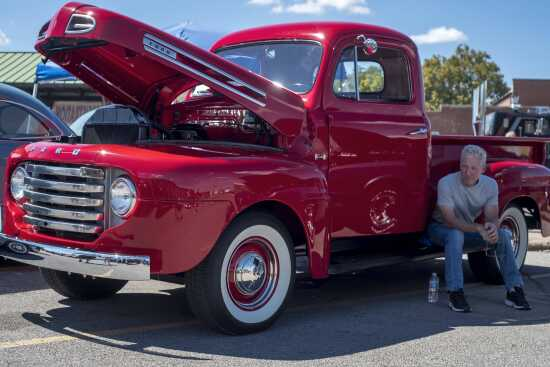 Local News The St Annual River Tales Classic Car Show Revs Up - Local classic car shows