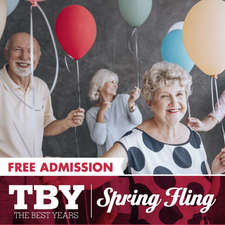 TBY Spring Fling coming April 10, 2019
