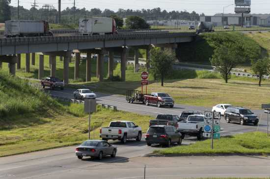 Local News: MoDOT likely to shut down U S  61 for 7 months for