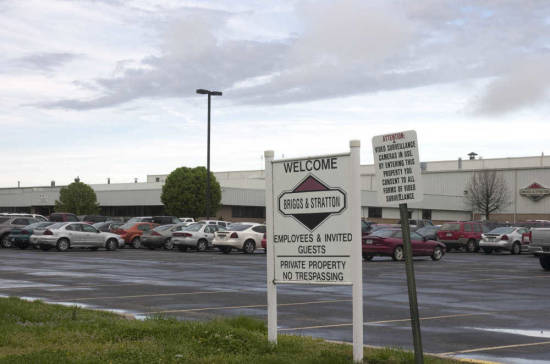 Local News: Briggs & Stratton announces major expansion to