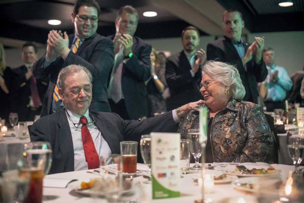 Cape Girardeau Area Chamber of Commerce awards dinner
