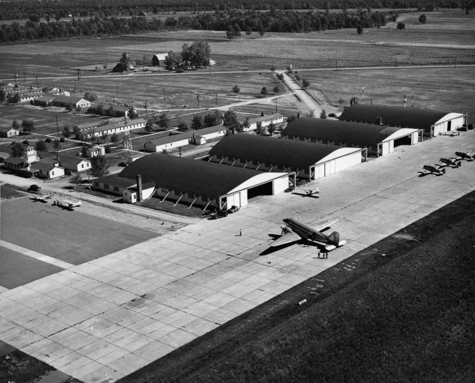 The Airport: 1940-Present