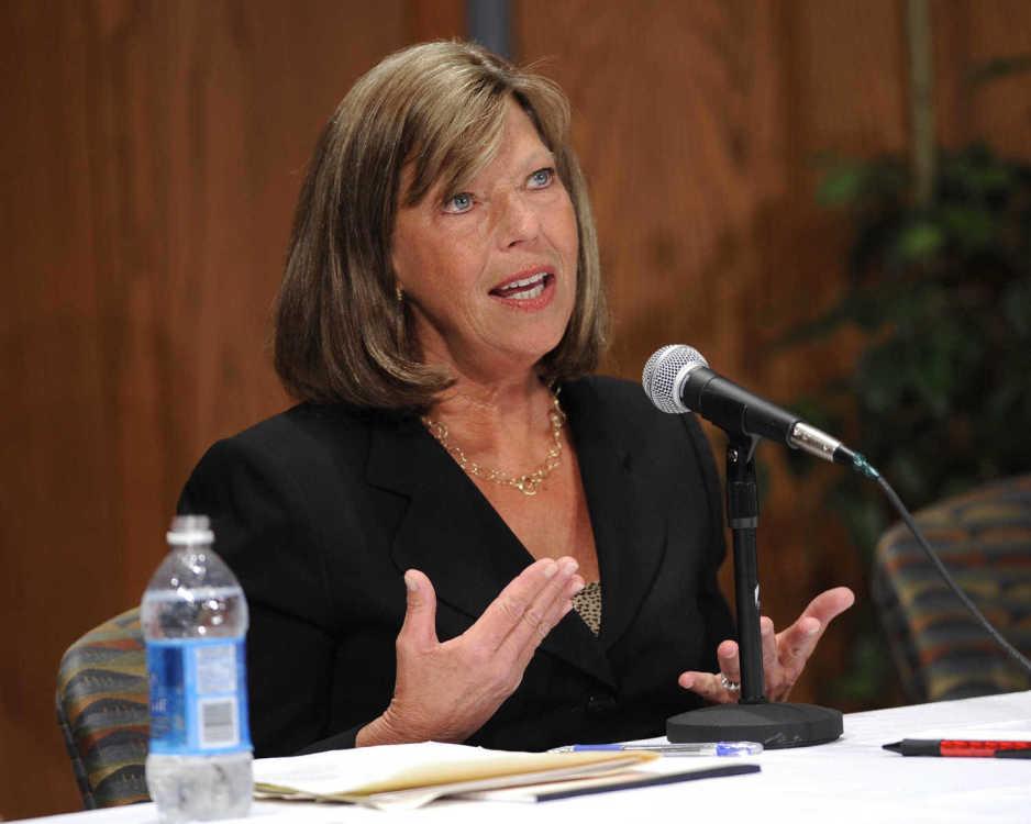 Former U.S. Rep. Jo Ann Emerson faces coronavirus