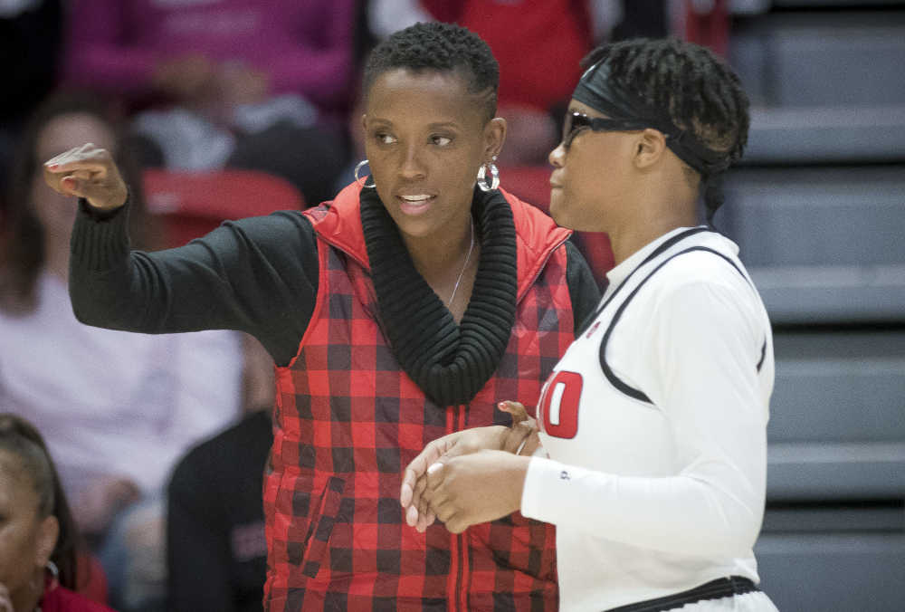 SEMO coach Rekha Patterson delivers powerful message on injustice