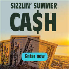 You could win $1,500